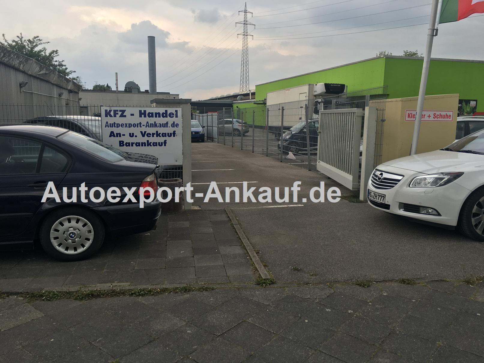 Auto Export Händler